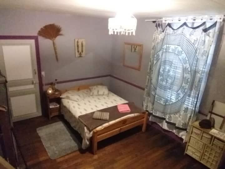 KCN chambre bouddha en alignement avec la creole