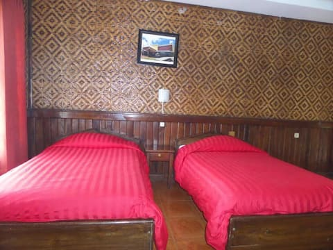 Family room 4 pax inside area National Park Bromo