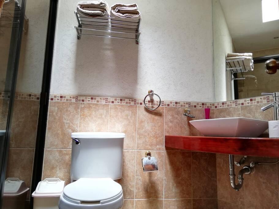 Baño completo del dormitorio2