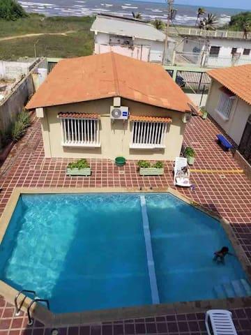 Un gran lugar en Tucacas