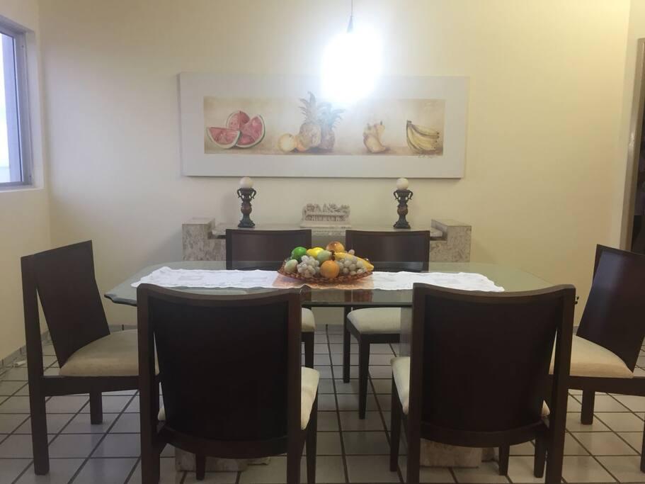 Sala de Jantar/Dinning room