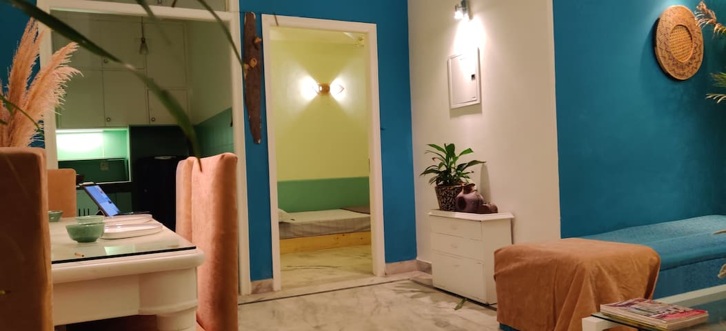 1 Bedroom in a 2BHK apartment