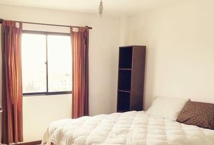 "Apartment with nice view - Near to ""La Recoleta"""