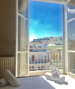 Acropolis view charming studio for two in Psyrri - Athina - Wohnung