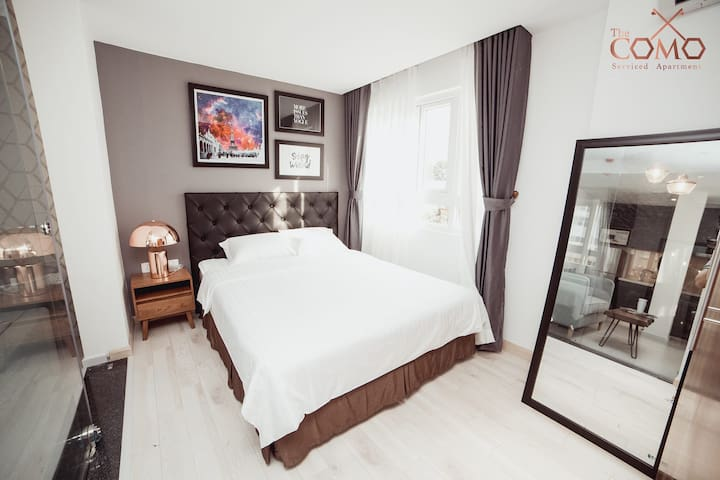 Luxurious 1 bdr serviced apartments - Ho Chi Minh City - Leilighet