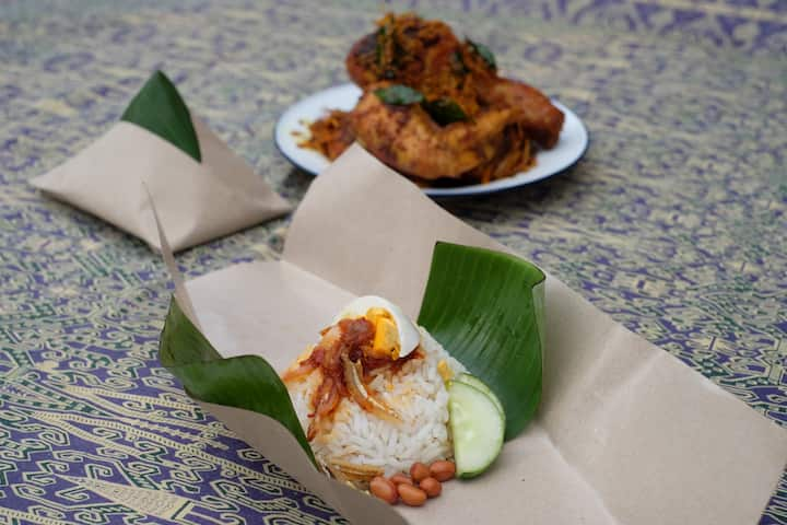 Learn how to make Malaysia National Meal