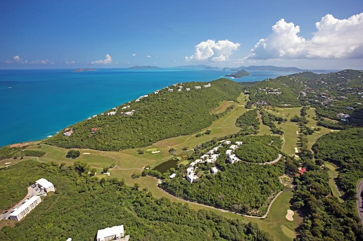 Mahogany Run Caribbean Retreat - Northside - Apartament