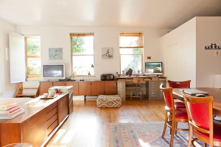 Soho Nolita Studio Loft With Beautiful Terrace Lofts For Rent In New York