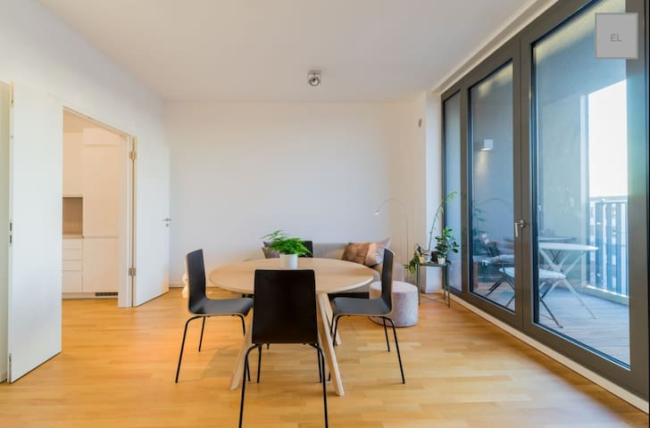 Beautiful new apartment in popular area - Mitte