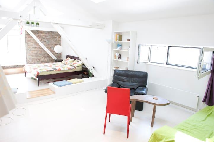 Kale & Lale's flat :)