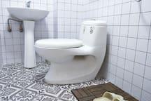 卫生间!干净是最基本的~