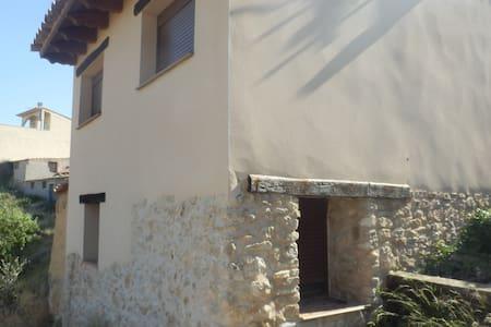 Preciosa casa con bonitas vistas del Maestrazgo
