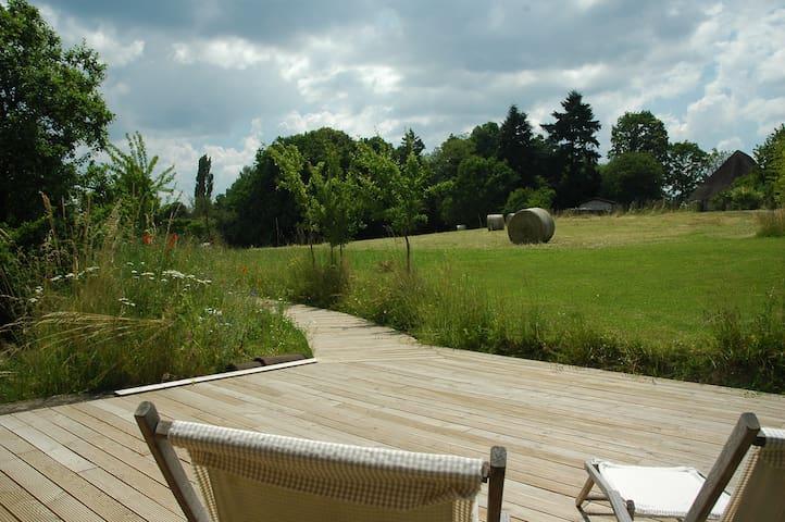 Gîte en campagne Limousine - Saint-Hilaire-les-Places - Casa