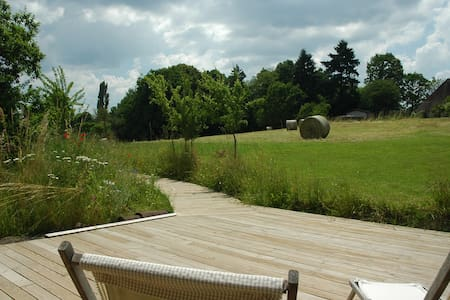 Gîte en campagne Limousine - Saint-Hilaire-les-Places - Hus