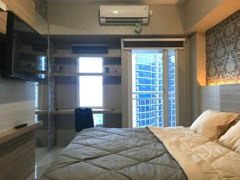 """Dream"" Studio apartemen Orchard - Pakuwon mall"