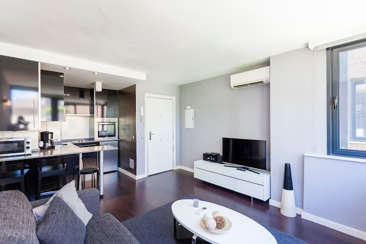 Beautiful apartment in an excellent neighborhood