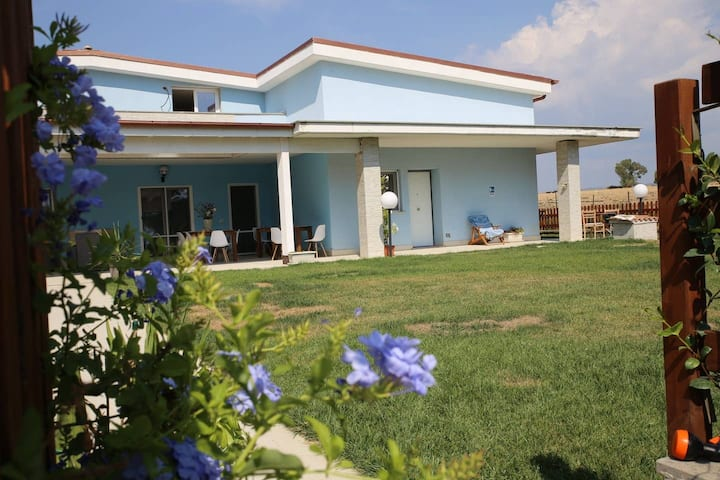 Ospitalità e tranquillità al Mabell Guest House