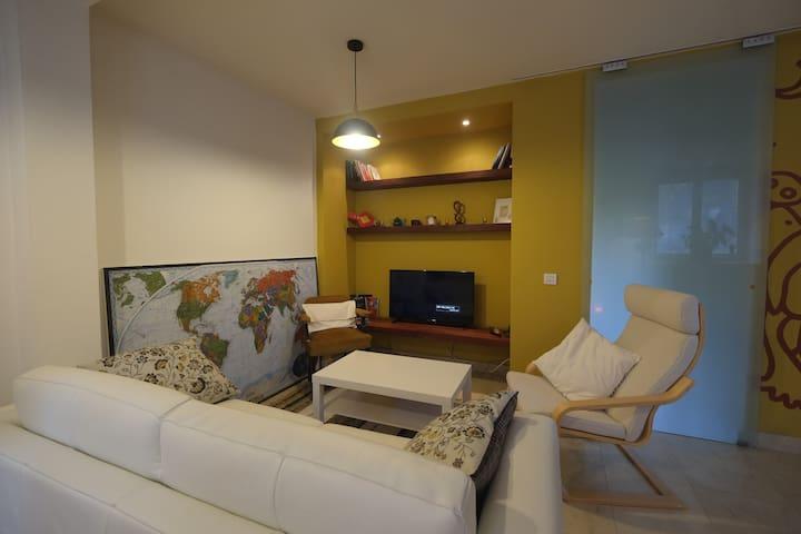 Zona de sofa