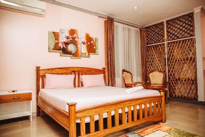 Quiet and Comfortable Lodge in Mbezi Dar es salaam