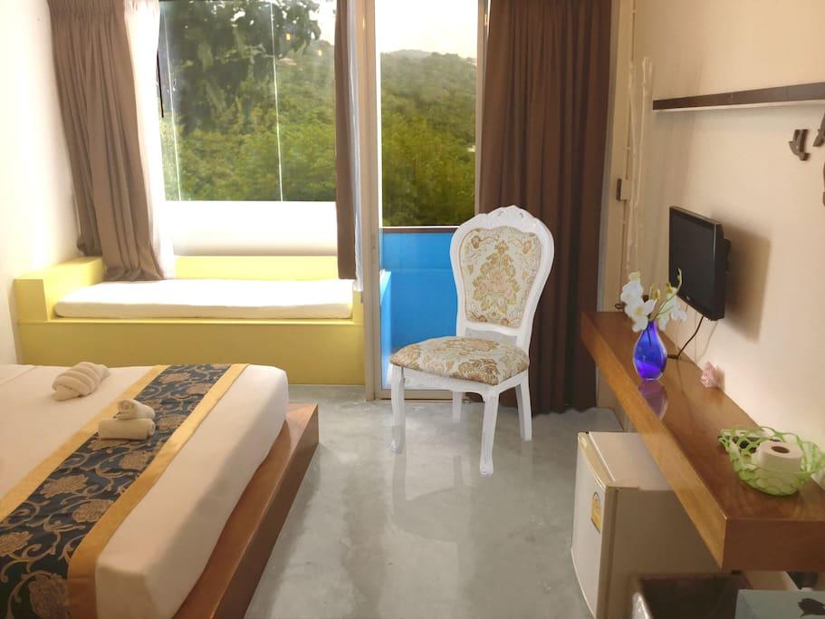 家庭房内景