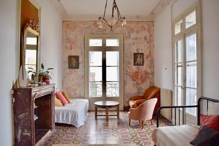 La Vigneron - bright, stylish 120 m2 home