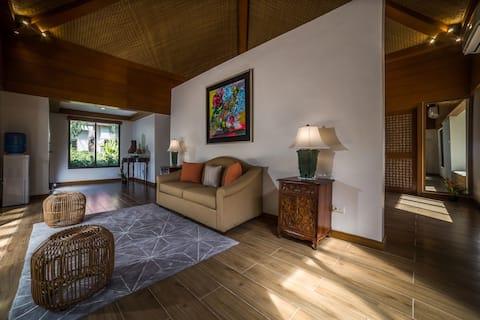 Cozy Private Villa at Istorya Forest Garden