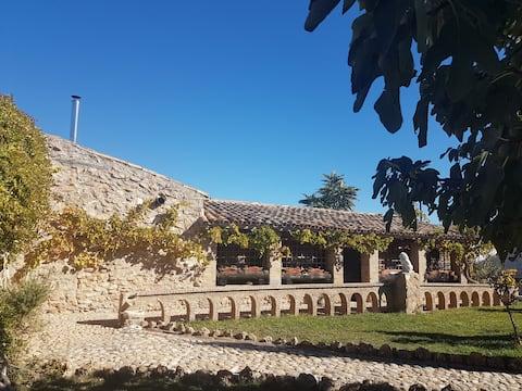 HACIENDA ROMERO autentico turismo rural de calidad