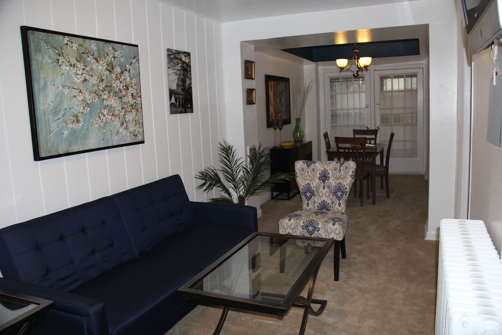 Charming Dc One Bedroom Apt Near Metro Mt Pleasant Wohnungen Zur Miete In Washington District