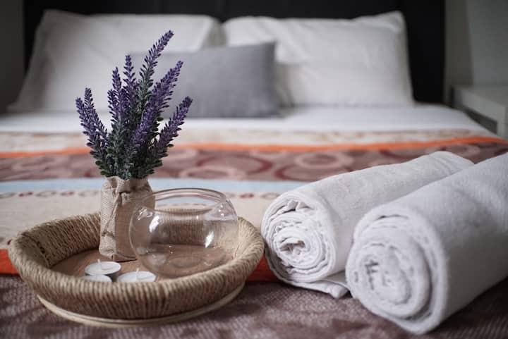 3 Comfy Bedroom Homestay Al Falah (3 rooms AC)