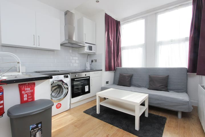 Amazing Renovated 1 Bed Sleeps 4 in NW London TR5