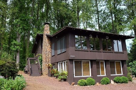 Chesapeake Bay Cabin Retreat - Rumah
