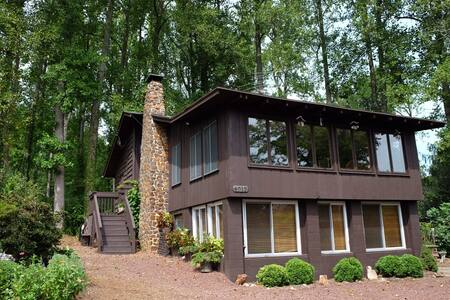 Chesapeake Bay Cabin Retreat - Haus