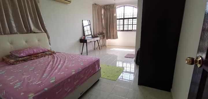 Pet friendly room @ Bukit Pelindung Kuantan/month