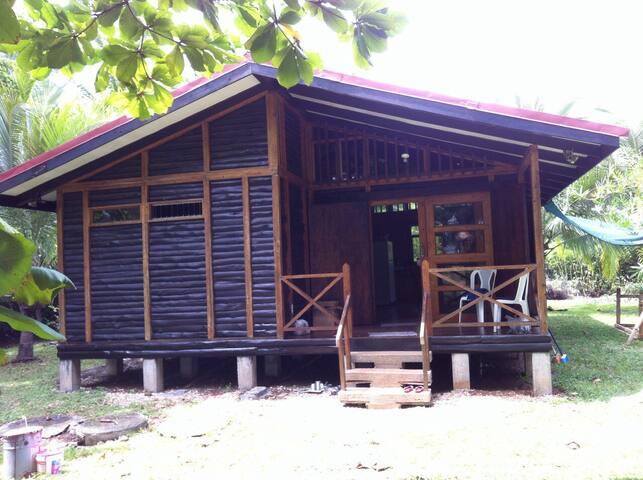 Hermosa cabaña con vista al mar - Carmona  - Haus