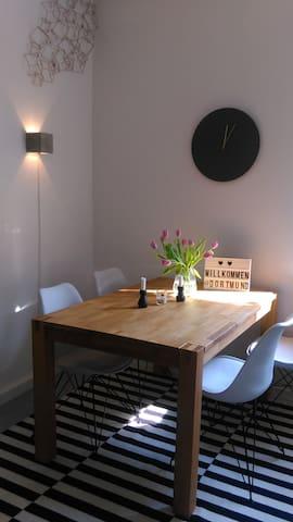 Gemütliche Stilvolle RUHRPOTT-Wohnung - Dortmund - Apartemen