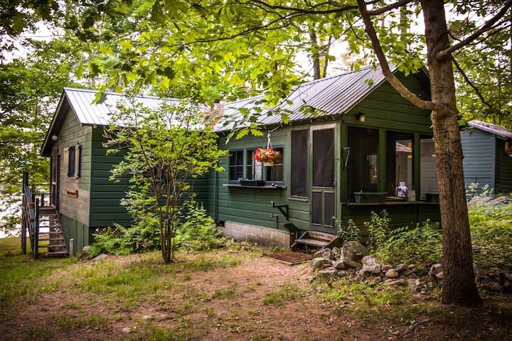 Green Cabin ( Summer-Fall)