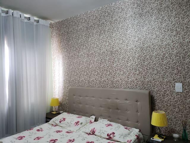 Aconchegante   e confortável apartamento