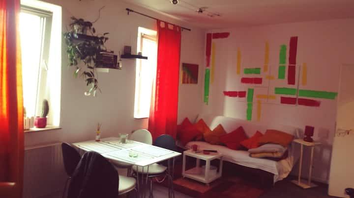 2 Zi. Altbau Wohnung in Hannover List/Vahrenwald