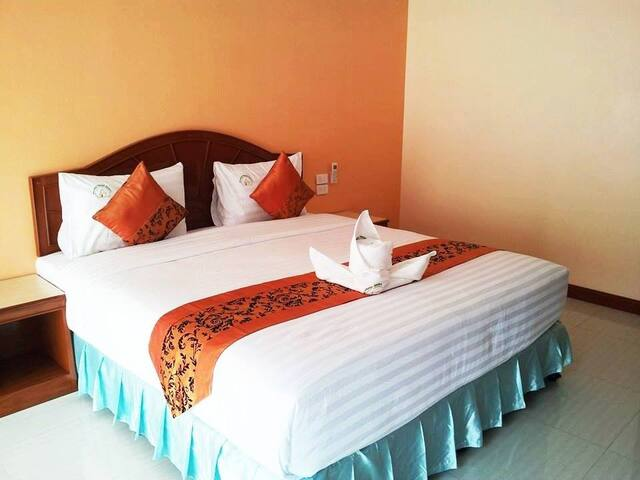 By the Ocean Resort Double bed - Tambon Ao Nang - Apartment