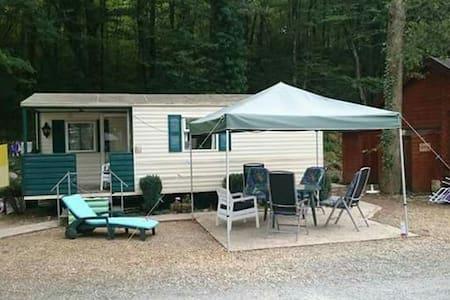 Comfortabele mobile home Dordogne - Other