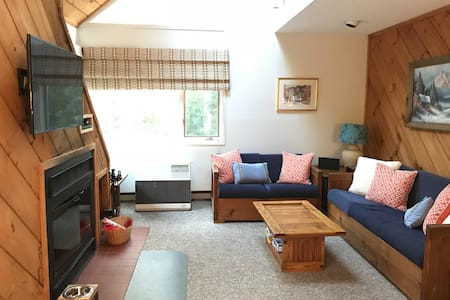 Warm and Cozy Waterville Valley Condo