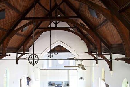 Church Conversion - The Parker