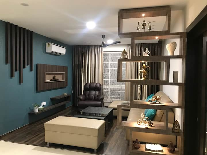 Kapoor's - A Warm, Comfortable & Functional home.