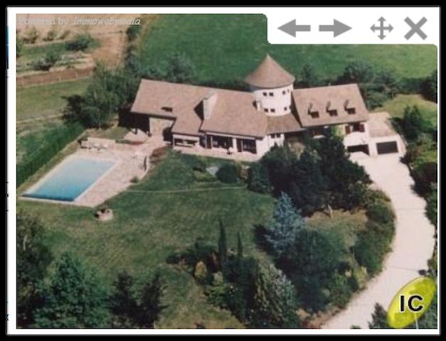 Le Fuchier 2, forfait deux chambres en Périgord