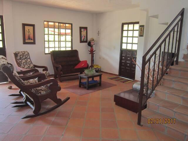 Casa campestre Villa Luciana