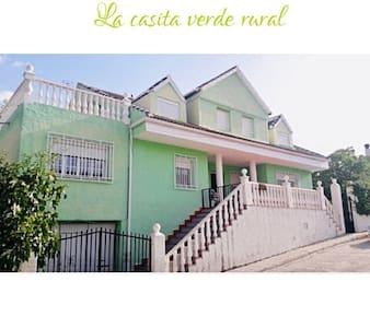 Chalet completo rural Castril Granada