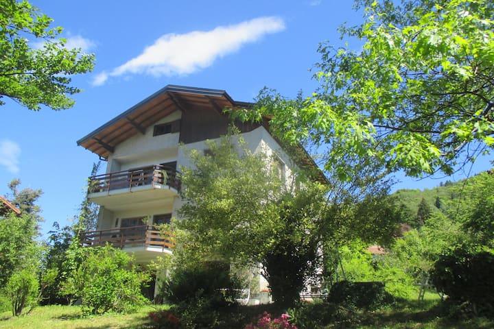 casa in verde giardino - San Fedele Intelvi - Huoneisto