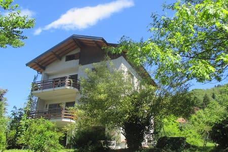 casa in verde giardino - San Fedele Intelvi - อพาร์ทเมนท์