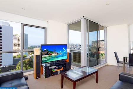 City Living with Water Views - Canberra - Apartment