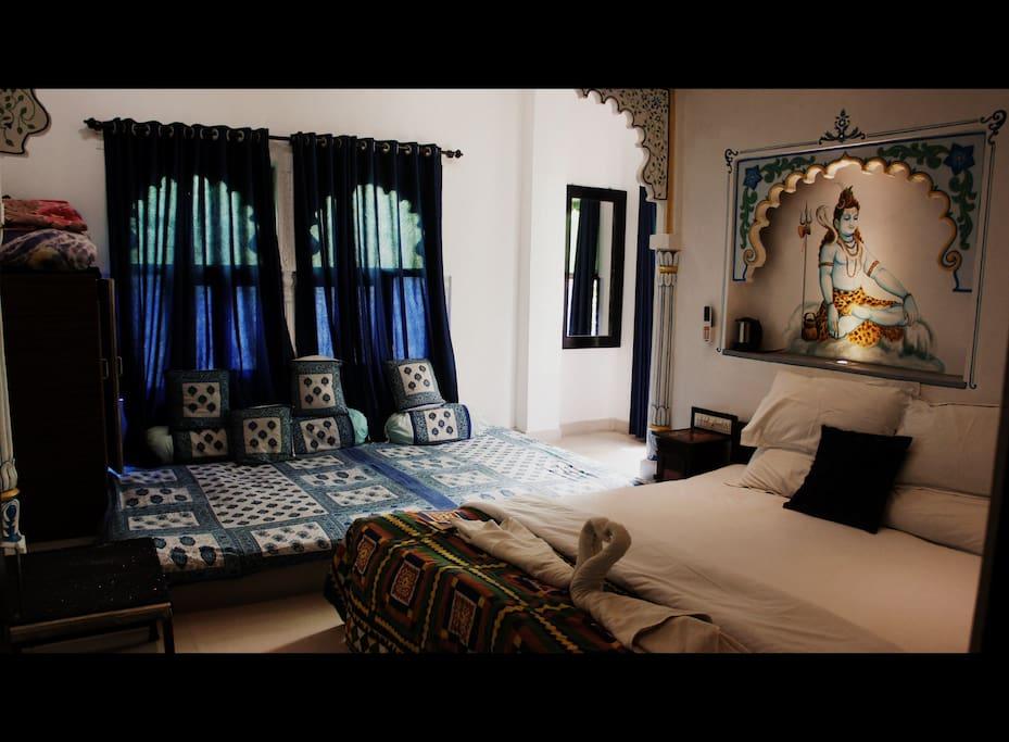 Shiva room